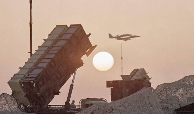 Arab Coalition intercepted Houthi Ballistic Missile near Najran