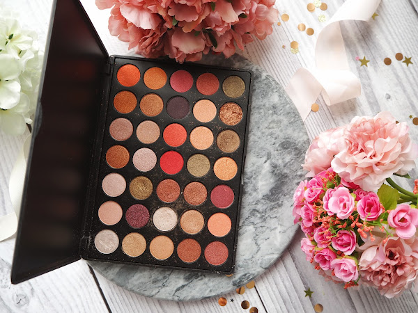 REVIEW: OPV GORGEOUS 2 EYE SHADOW PALETTE