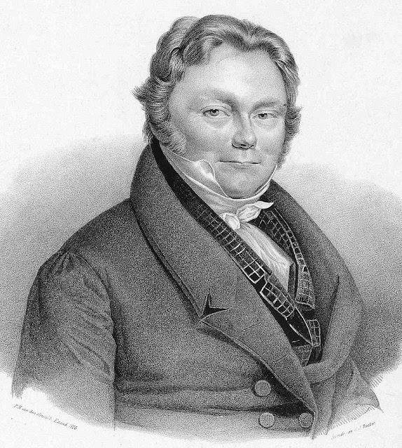 J J Berzelius