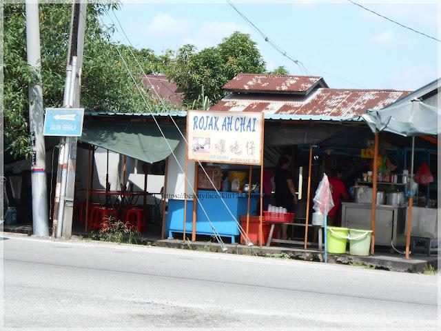 Rojak Ah Chai, Teluk Intan