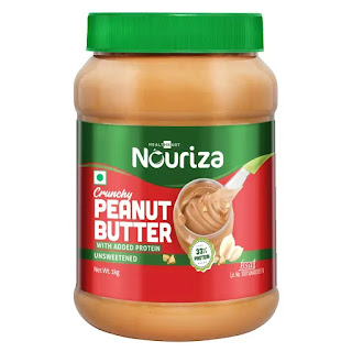 Nouriza High-Protein Natural Peanut Butter