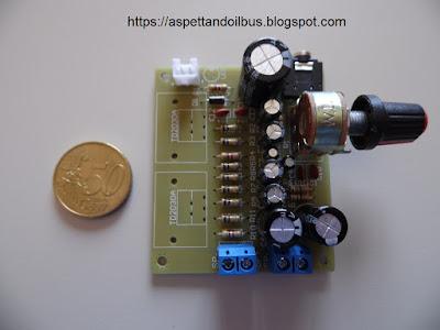 Fig. 10 - I condensatori elettrolitici montati (2) - foto di Paolo Luongo