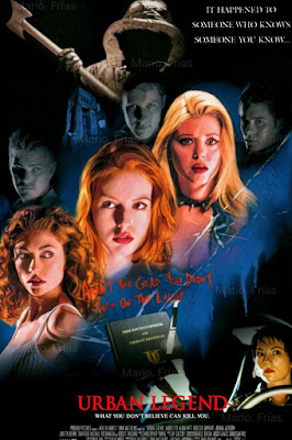Urban Legend 1998 Dual Audio Hindi 720p BRRip 850MB