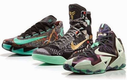 f0712831a526f Here we go with the official images of the Nike Basketball NOLA Gumbo League  Lebron