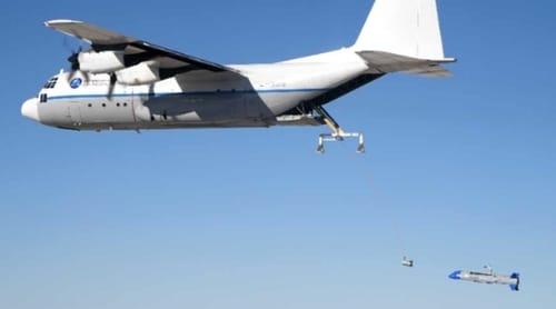 DARPA wants to capture drones in flight