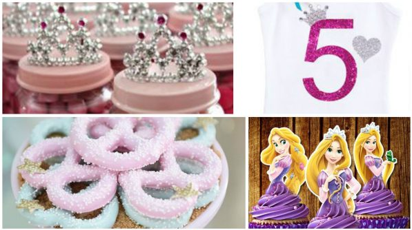 5th Birthday Party Ideas for Girl