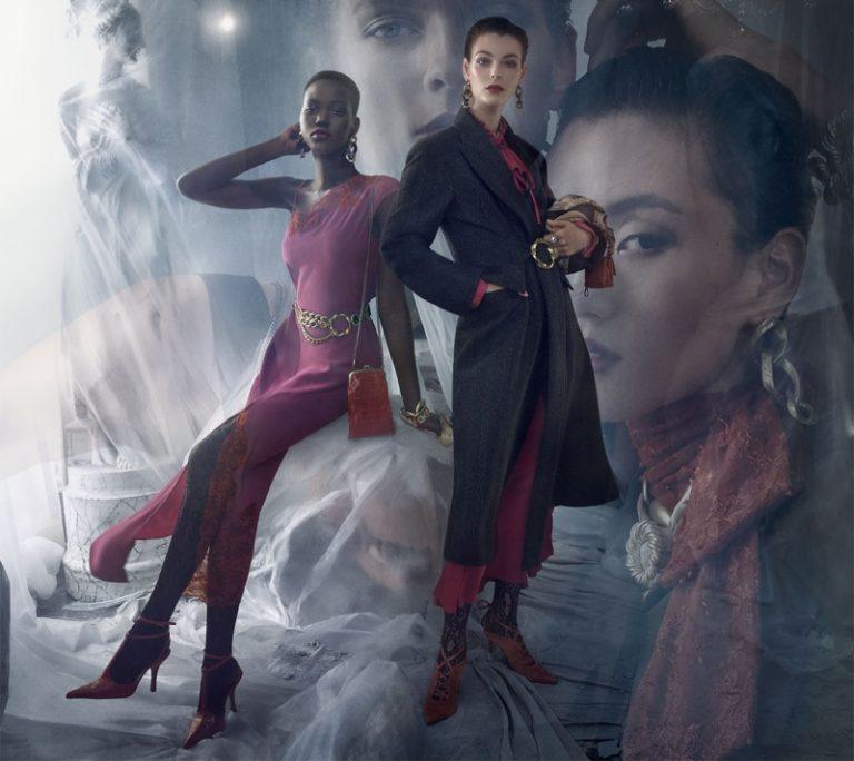 Zara Fall/Winter 2019 Campaign
