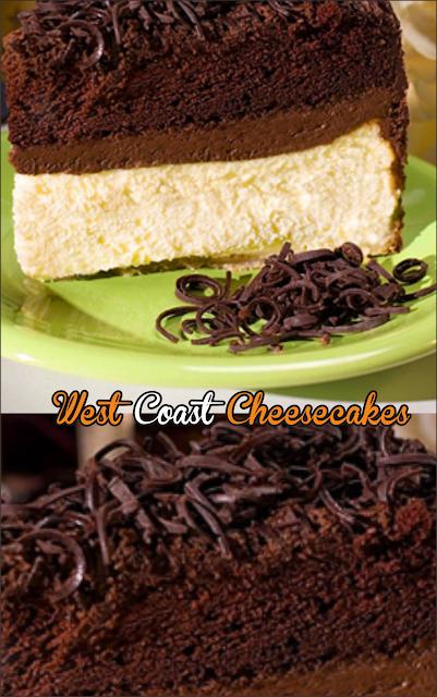West Coast Cheesecakes – Food Delicious Recipe