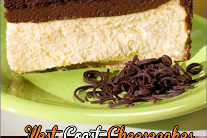 West Coast Cheesecakes