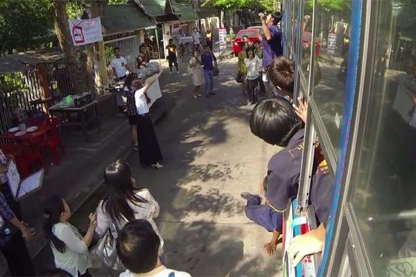 Thai Woman Performing Telekinesis Caught on Film