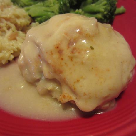 Gina's Crab Stuffed Chicken Breast