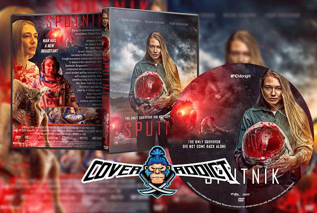 Sputnik (2020) DVD Cover