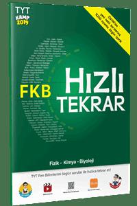 Tonguç TYT FKB Hızlı Tekrar PDF
