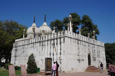 Masjid  Istana raja India