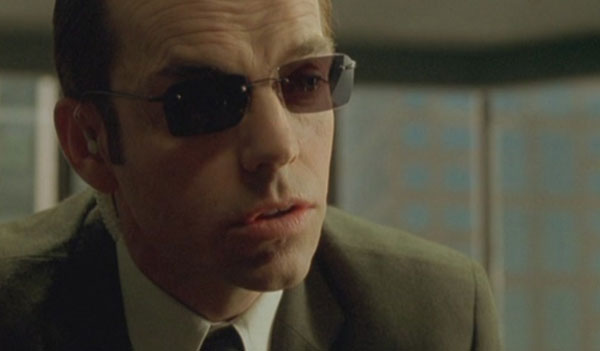 Matrix - Agente Smith - Vírus