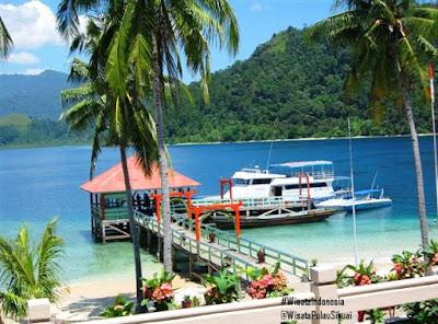 Pulau Sikuai | Tempat Wisata di Sumatra Barat