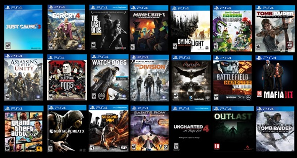 Ps4 Pkg Game Collection Google Drive