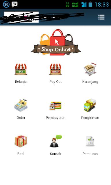 Cara membuat Apps Aplikasi Store Toko Online di Android