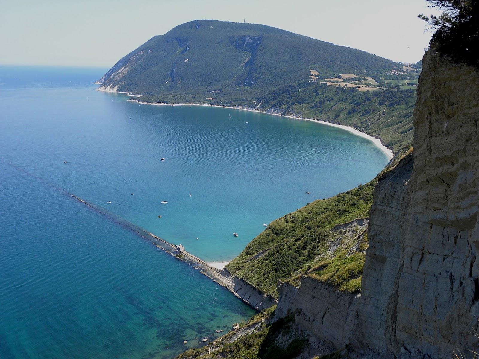 Cartina Marche Conero.La Traversata Del Monte Conero An 1 Di 2 The Marche Experience
