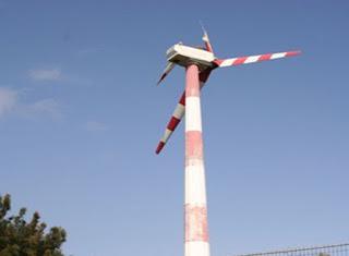 Προς αποκατάσταση το Αιολικό Πάρκο της Μυτιλήνης στην περιοχή Άγιος Γεώργιος-Κουτσουμπάρα?
