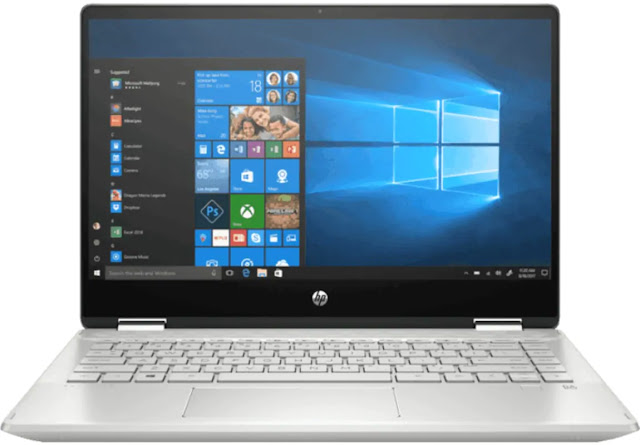 HP 14s and HP Pavilion x360 14 launched in India | Price and Specifications