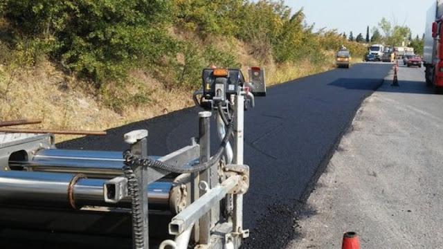 Σε δημοπρασία το έργο ασφαλτόστρωσης του δρόμου Λυγουριό - Τραχεία στην Αργολίδα
