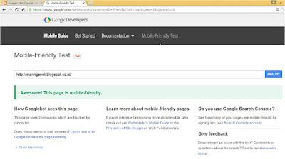 5 Situs Untuk Menguji Template Blog