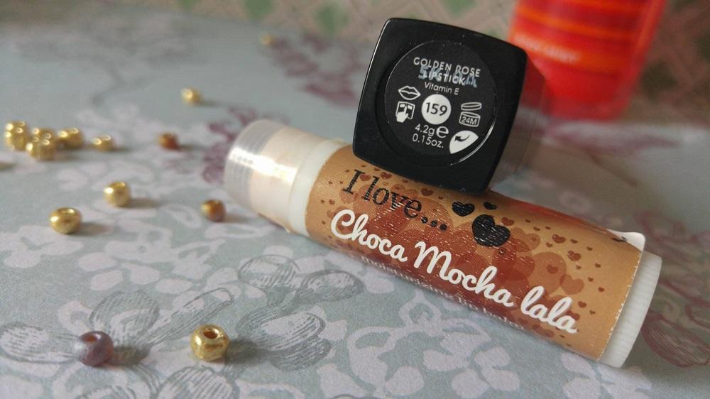 Golden Rose Lipstick 159