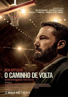 O Caminho de Volta/ The Way Back, o Novo Filme Protagonizado por Ben Affleck, Chega em Março a Portugal