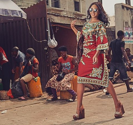 Billionaire daughter, Temi Otedola, stuns in new photos