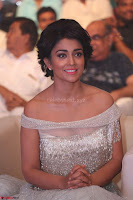 Shriya Saran in Stunning White Off Shoulder Gown at Nakshatram music launch ~  Exclusive (9).JPG