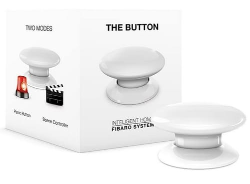 FIBARO The Button Z-Wave Plus Scene Controller On-Off Trigger