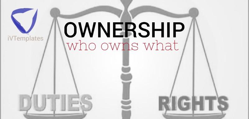 Ownership - WordPress vs Blogger