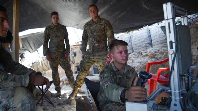 La OTAN seguirá en Afganistán pese a decisión de Trump