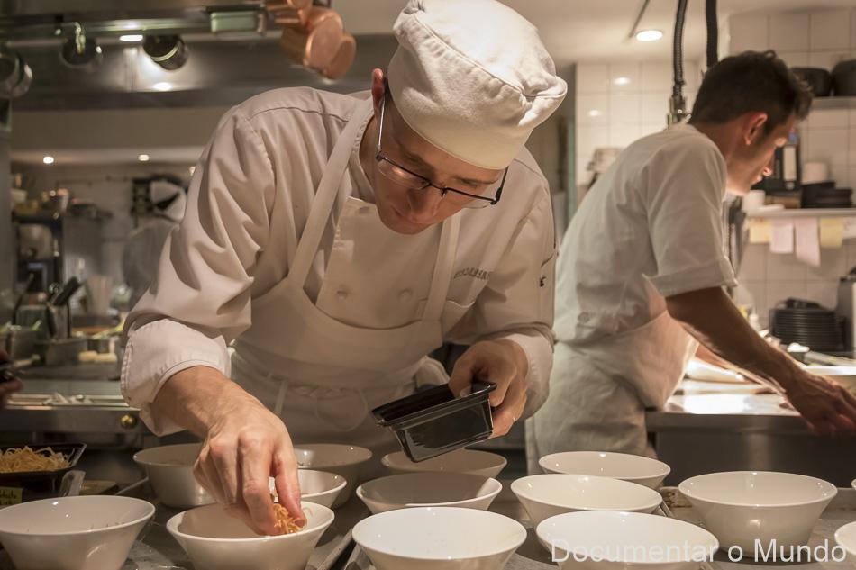 Restaurante Aldea Nova Iorque, Aldea restaurant, chef George Mendes, restaurante português Nova Iorque, restaurante Estrela Michelin Nova Iorque, Michelin Star restaurant NYC, fine dining NYC