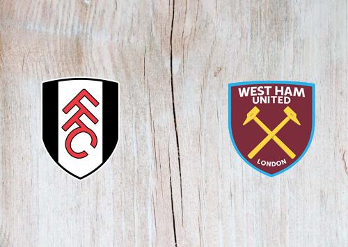 Fulham vs West Ham United -Highlights 06 February 2021