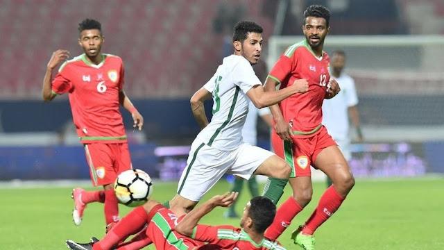 ملخص هدف فوز السعودية على عمان (1-0) تصفيات كاس العالم