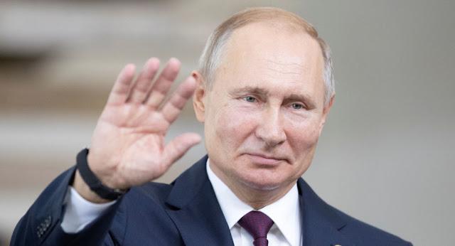 Putin com comandos brasileiros