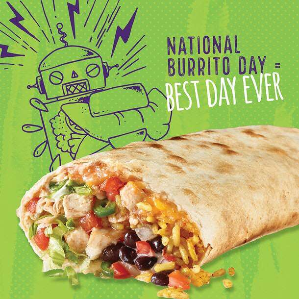 National Burrito Day Wishes For Facebook