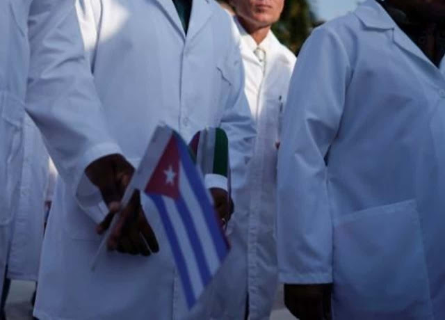 COVID-19 – Cuba sends 36 doctors to help Italy [VIDEO]