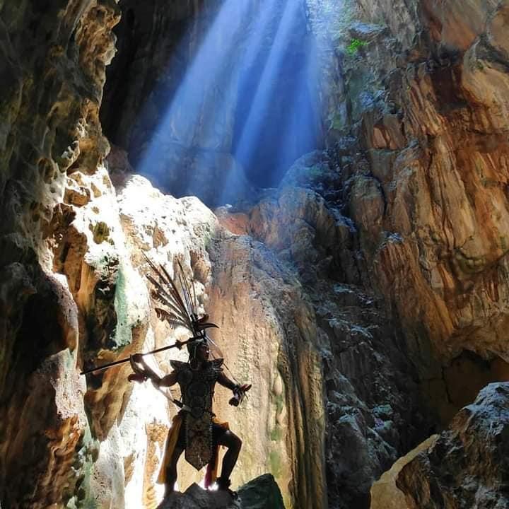 gua terbesar di Indonesia