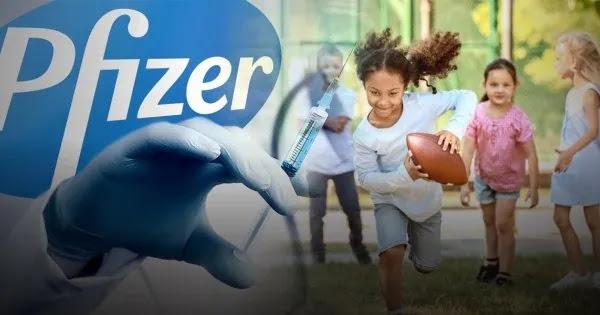 «Περίεργη ανυπομονησία» από Pfizer: Θέλει να αρχίσει να εμβολιάζει παιδιά στην Ευρώπη το συντομότερο δυνατό