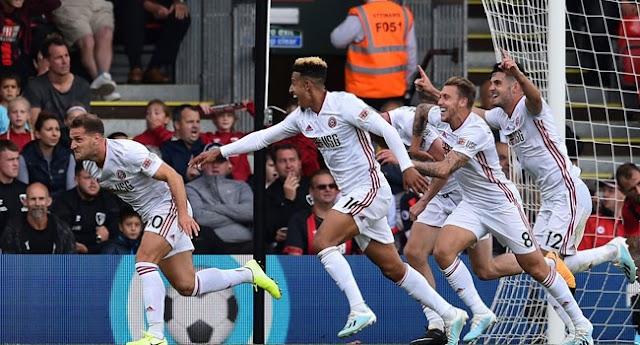 Sheffield United Secure their first Win  In The Premier League 2019/2020 season