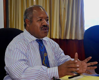 Governor Parkop calls on PM to address Unitech situation