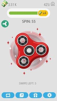 تحميل وتنزيل لعبة سبينر Fidget Spinner للاندرويد مجانا