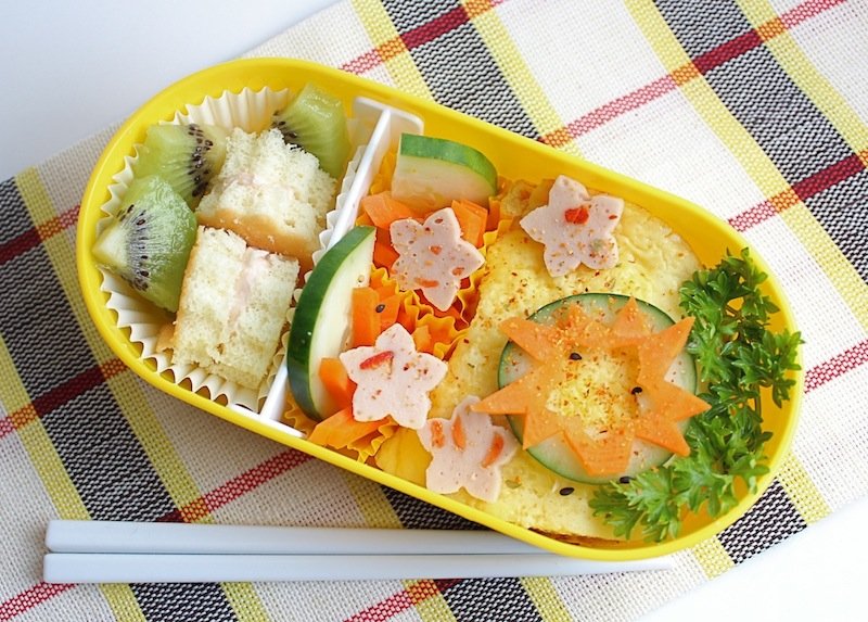 Sweet Sponge Rice Cakes Made Ftom Longgrain Rice Reciped