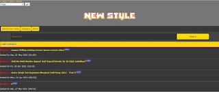 New Style Header Code Wapkiz.com Website के लिए