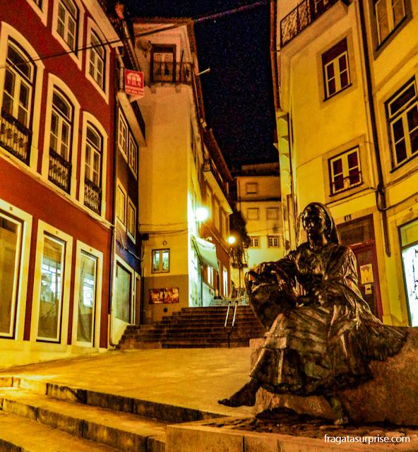 Ladeira do Quebra Costas, Coimbra, Portugal