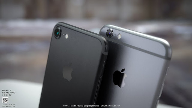 Rumor iPhone 7 battery 15% bigger than iPhone 6s