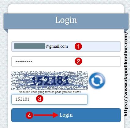 Cara Cek Info GTK Versi 2019.1.1 di Website http://info.gtk.kemdikbud.go.id/